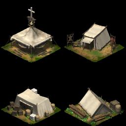Renders camp where