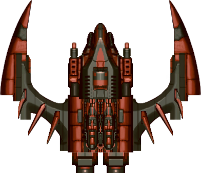 Spaceship Fighter | OpenGameArt.org