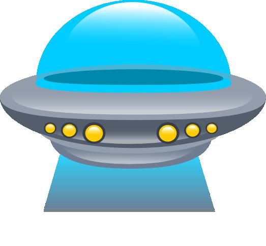 Ufo Transparent Background Spaceship 2D | OpenGam...