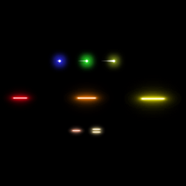Sci Fi Space Simple Bullets Opengameart Org