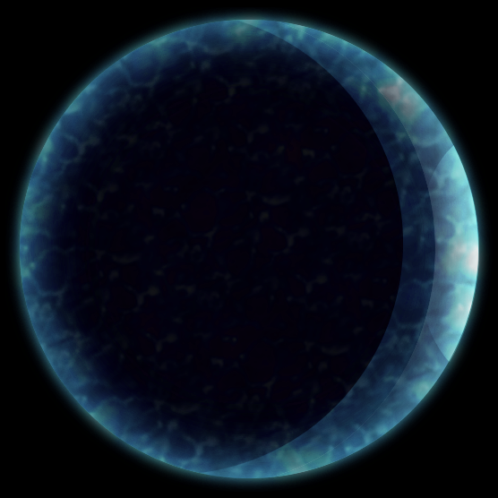 Shield Effect on Space Theme