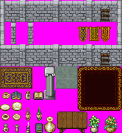 Rpg Indoor Tileset Expansion 1 Opengameart Org