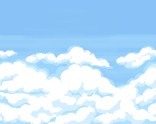 Sky background | OpenGameArt.org | 320 x 256 png 28kB