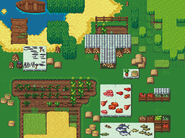 Crafting And Farming Games For Ds