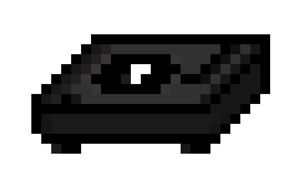 Dj Vinyl Turntable Pixel Art 32 32 Opengameart Org