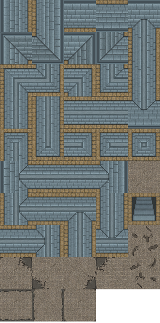 Top down dungeon tiles 64x64 | OpenGameArt org