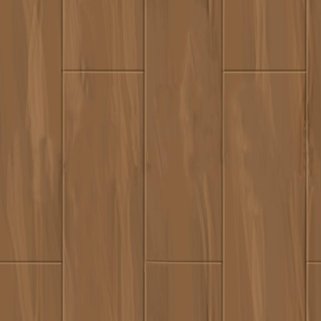 Simple Seamless Hand Painted Wooden Planks Texture OpenGameArtorg